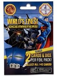 DC Comics Dice Masters - World's Finest Boosterpack