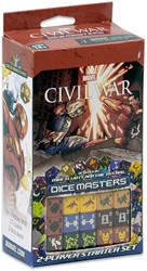 Marvel Dice Masters - Civil War Starter