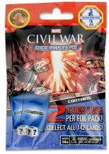 Marvel Dice Masters - Civil War Boosterpack
