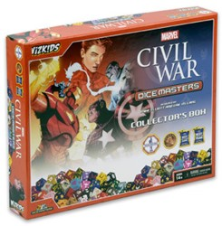 Marvel Dice Masters - Civil War Collectors Box