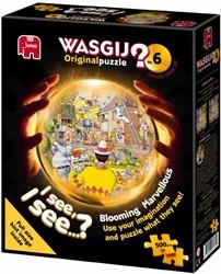 Wasgij Original Puzzel 6 - Blooming Marvellous (500 stukjes)