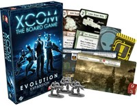 XCOM The Board Game - Evolution Expansion-2