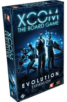 XCOM The Board Game - Evolution Expansion