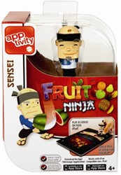 Apptivity Fruit Ninja iPad spel