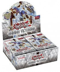 Yu-Gi-Oh! Shining Victories Boosterbox