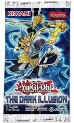 Yu-Gi-Oh! The Dark Illusion Boosterpack