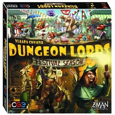 Dungeon Lords - Festival Season