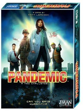 Pandemic 2nd Edition (Engels)