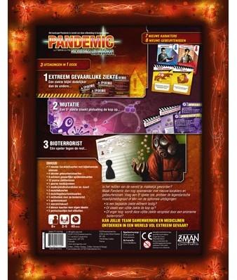 Pandemic Extreem Gevaar (On the Brink NL versie)-2