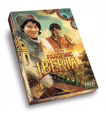 Pandemic Iberia Collector