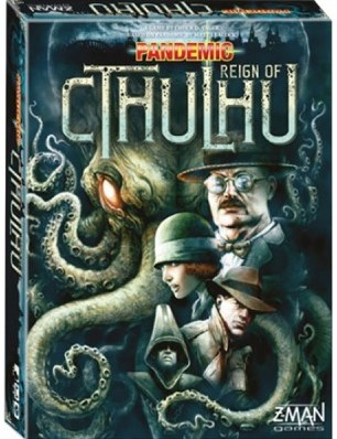 Pandemic - Reign of Cthulhu