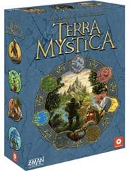 Terra Mystica (Engels)