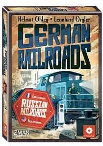 Russian Railroads Expansion - German Railroads-1