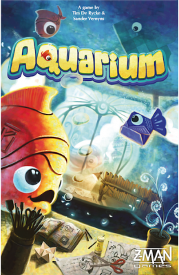 Aquarium kaartspel