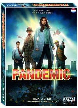 Pandemic (NL)-1