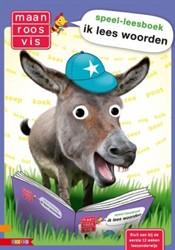 Maan Roos Vis - Ik Lees Woorden Boek
