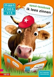 Maan Roos Vis - Ik lees Zinnen Boek