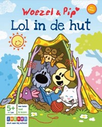Woezel & Pip - Lol in de Hut Leesboek