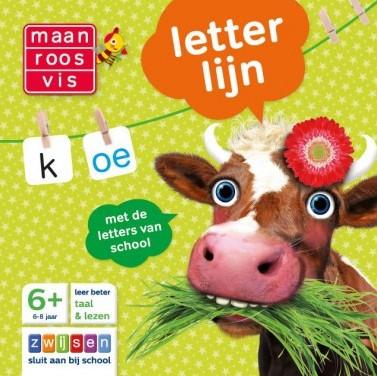 Maan Roos Vis - Letterlijn