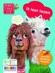 Maan Roos Vis - Ik leer lezen