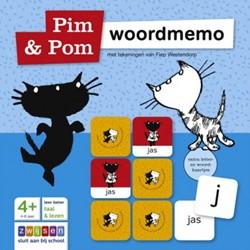 Pim & Pom Woordmemo