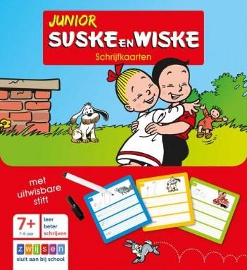 Suske & Wiske Schrijfkaarten