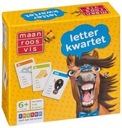 Maan Roos Vis - Letterkwartet