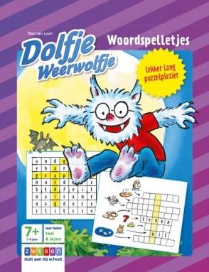 Dolfje Weerwolfje Woordspelletjes