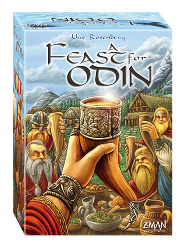 A Feast for Odin (Engels)