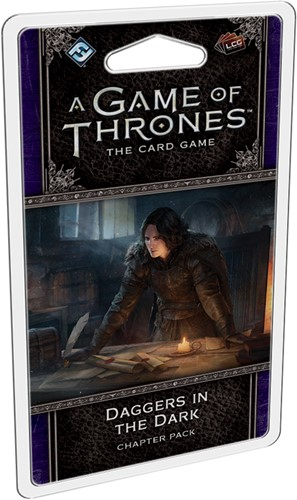 Game of Thrones LCG 2nd - Daggers in the Dark