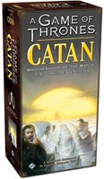 A Game of Thrones - Catan - Brotherhood 5-6 Players