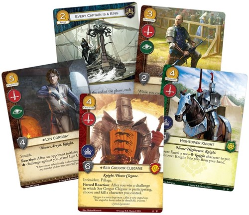 Game of Thrones LCG 2nd - Fury of the Storm-2