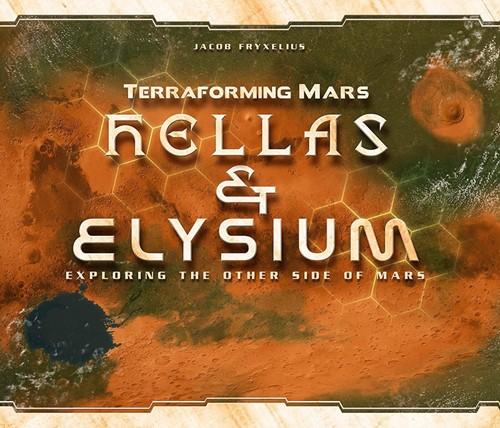 Terraforming Mars - Hellas & Elysium (NL versie)