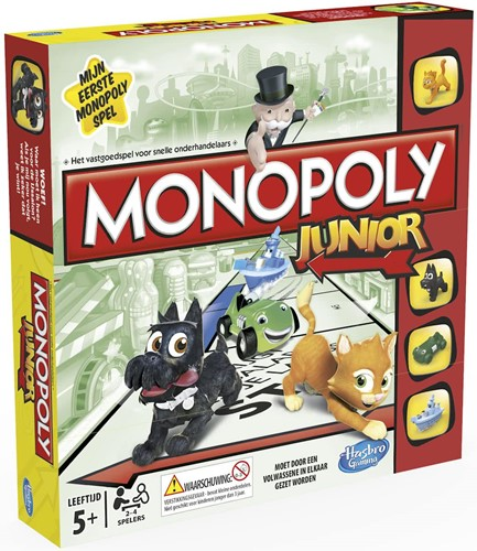 Monopoly Junior-1