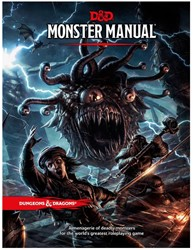 D&D 5.0 - Monster Manual