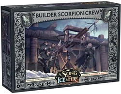 A Song of Ice & Fire - Builder Scorpion Crew
