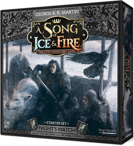 A Song of Ice & Fire - Nights Watch Starter Set