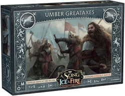 A Song of Ice & Fire - Umber Greataxes