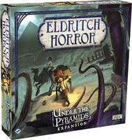 Eldritch Horror - Under the Pyramids