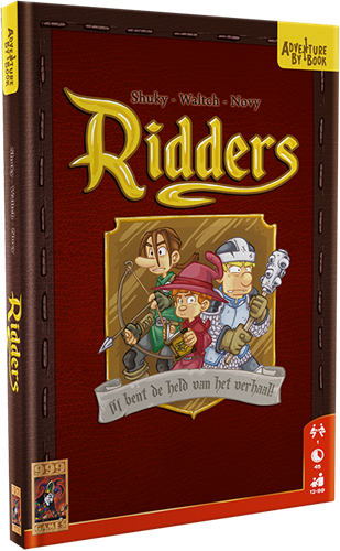 Adventure by Book - Ridders