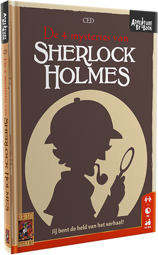 Adventure by Book - Sherlock Holmes