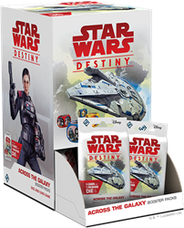 Star Wars Destiny - Across the Galaxy Boosterbox