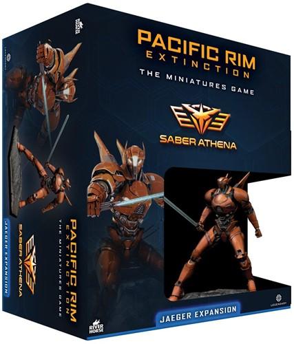 Pacific Rim Extinction - Saber Athena