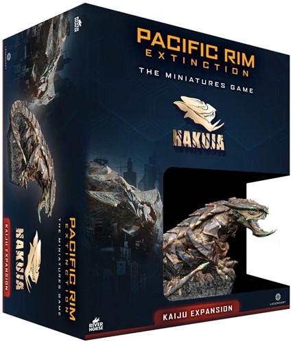 Pacific Rim Extinction - Hakuja