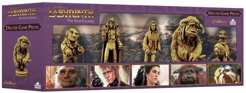 Labyrinth - Deluxe Game Pieces