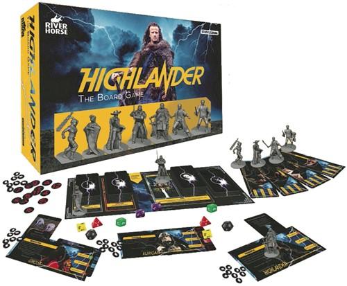Highlander - The Board Game