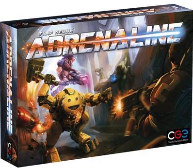Adrenaline Bordspel