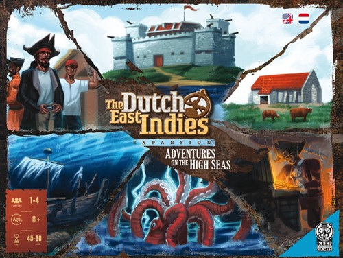 The Dutch East Indies - Adventures of The High Seas Expansion