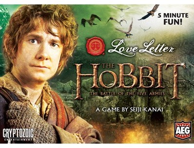 Love Letter - The Hobbit (Boxed Edition)