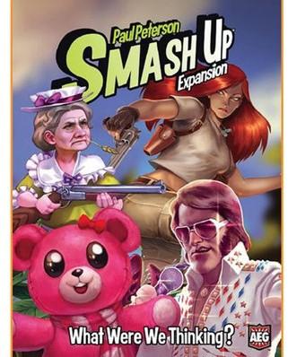 Smash Up - What Were We Thinking